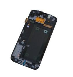 ECRAN SAMSUNG S6 Edge - BLEU