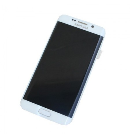 ECRAN SAMSUNG S6 Edge - BLANC