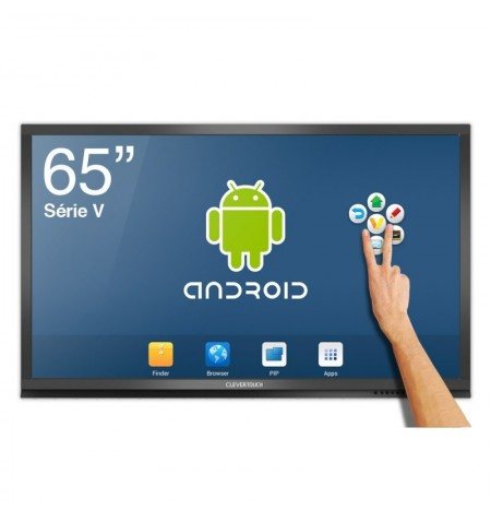 ECRAN TACTILE ANDROID CleverTouch V 65""