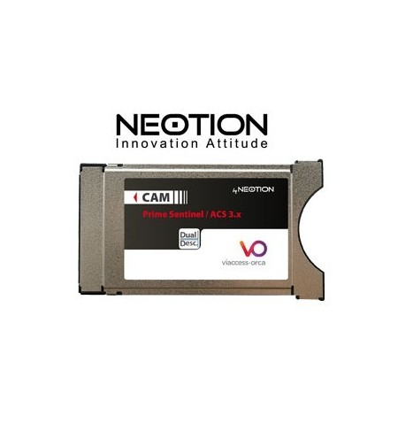 Module PCMCIA Neotion Viaccess