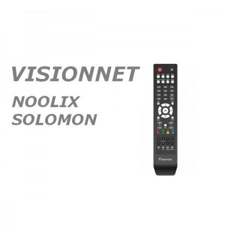 TELECOMMANDE VISIONNET NOOLIX