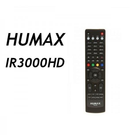 TELECOMMANDE HUMAX IR3000HD