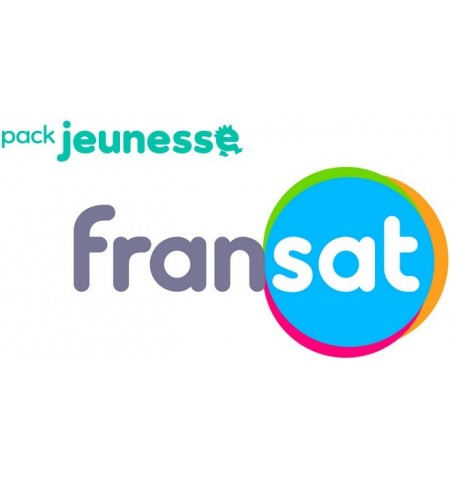FRANSAT - PACK JEUNESSE