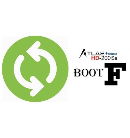 SERVICE MAJ boot F ATLAS HD 200SE