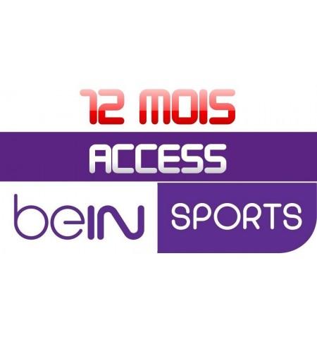BEIN SPORTS ACCESS 12M