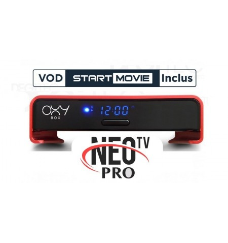 OXY BOX  OTT TV BOX + STARTMOVIES