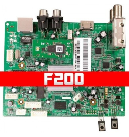 CARTE MÈRE boot F200 ATLAS HD 200s - 200se