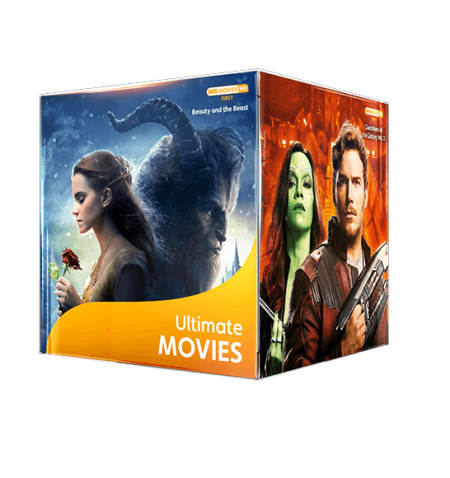 [3] PACK ULTIMATE MOVIES