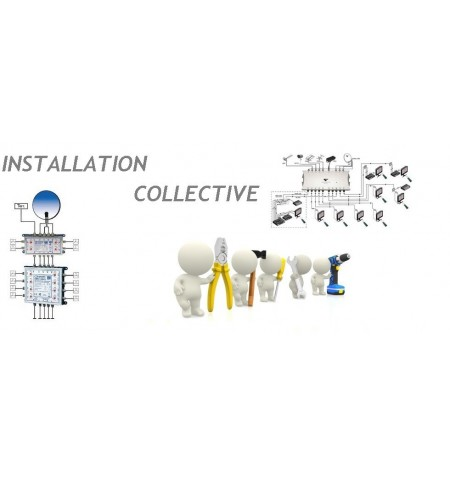 INSTALLATION COLLECTIVE