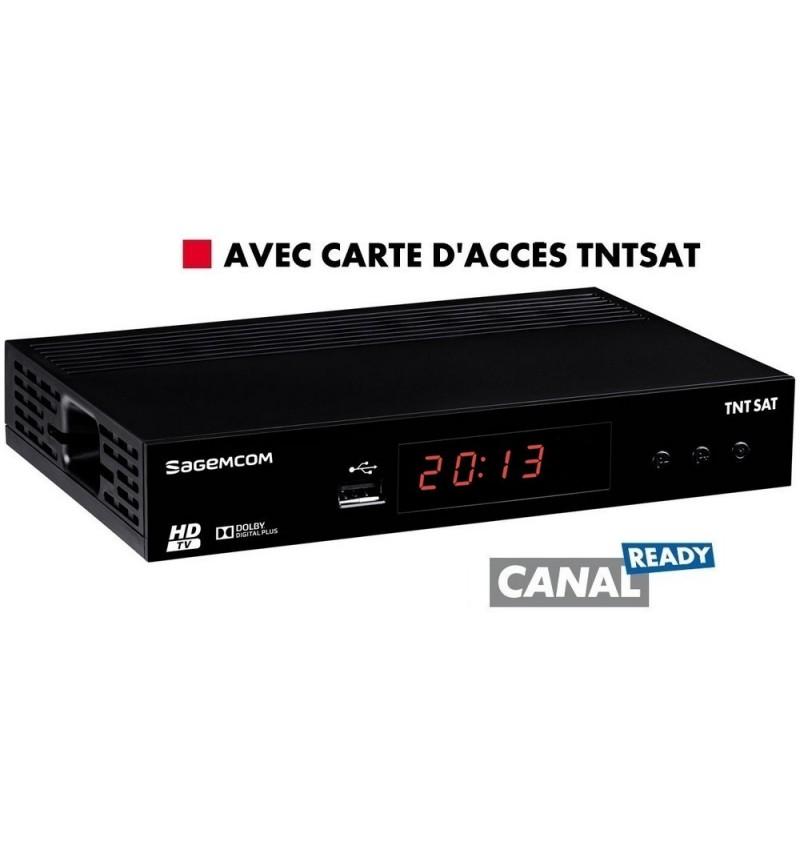 Carte Tnt Auchan.Recepteur De Television Ds81 Hd Sicilfly