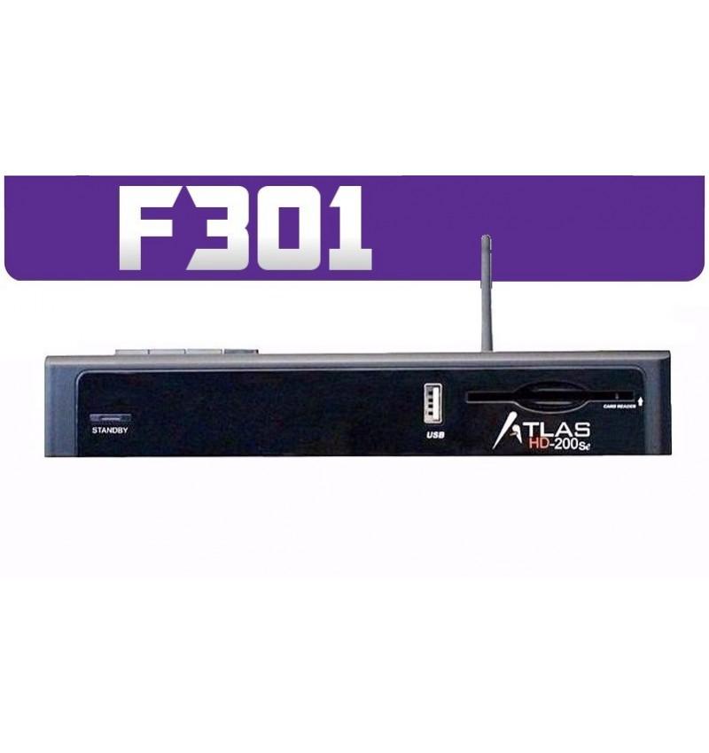 JOUR F301 HD A TÉLÉCHARGER MISE ATLAS 200SE