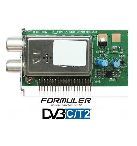 TUNER FORMULER DVB-C-T