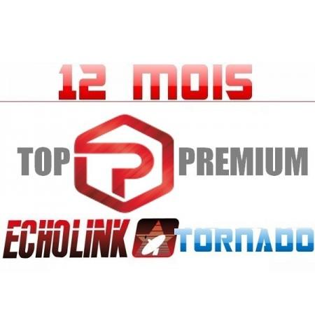 SERVICE TOP IPTV TORNADO 12M