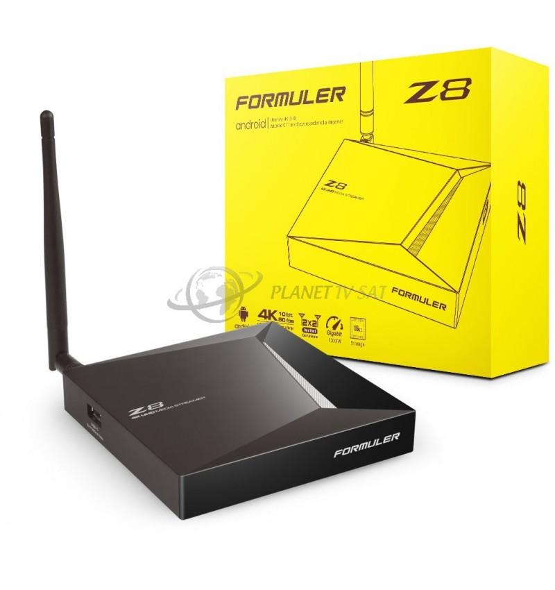 FORMULER Z8 4K UHD FORMULER - 3