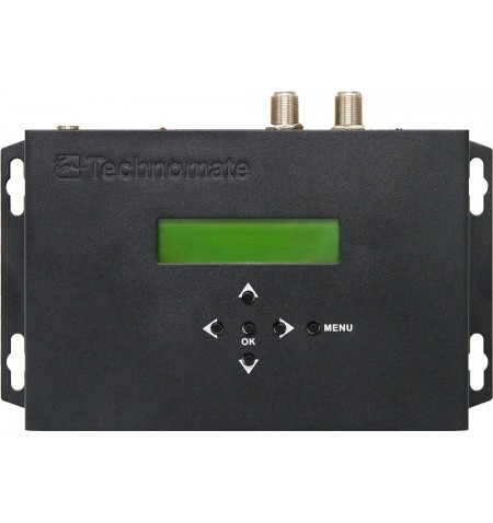 MODULATEUR TECHNOMAT HDMI DVB-T/T2 IR