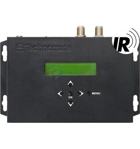 MODULATEUR TECHNOMAT HDMI DVB-T/T2 IR  - 4