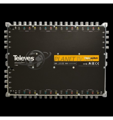 MULTISWITCH TELEVES NevoSwitch 17/12 TELEVES - 2