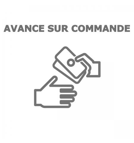 AVANCE SUR COMMANDE