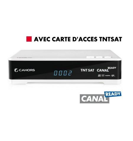 TNTSAT - CAHORS TEOX HD